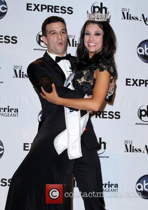 Mark Ballas, Miss America and Planet Hollywood