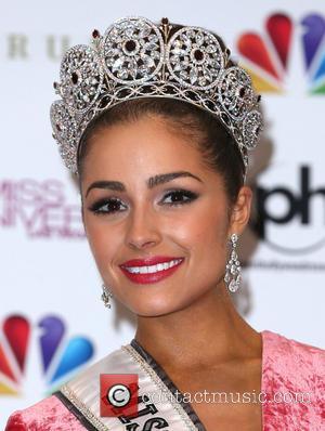 Olivia Culpo, Miss Universe 2012