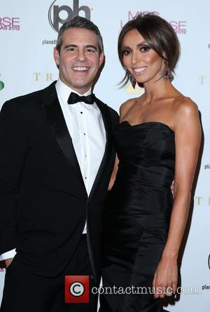 Andy Cohen, Giuliana Rancic and Planet Hollywood