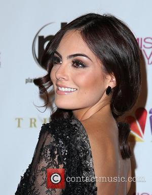 Ximena Navarrete and Planet Hollywood