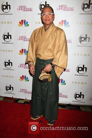 Chef Masaharu Morimoto, Miss Universe, Planet Hollywood Resort, Casino and Las Vegas