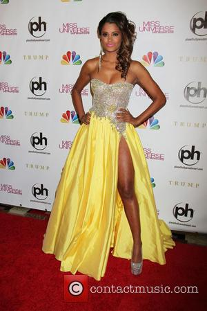 Claudia Jordan, Miss Universe, Planet Hollywood Resort, Casino and Las Vegas