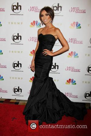 Guiliana Rancic, Miss Universe, Planet Hollywood Resort, Casino and Las Vegas