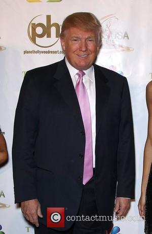 Donald Trump 2012 Miss USA Pageant at Planet Hollywood Resort and Casino - Red Carpet. Las Vegas, Nevada -03.06.12