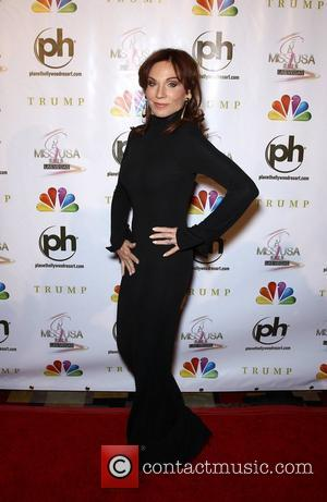 Marilu Henner and Planet Hollywood