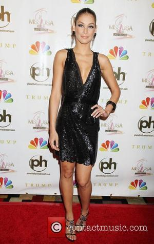 Dayana Mendoza 2012 Miss USA Pageant at Planet Hollywood Resort and Casino - Red Carpet Las Vegas, Nevada - 03.06.12