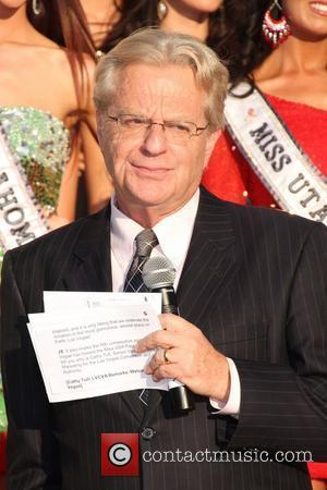 Jerry Springer and Planet Hollywood