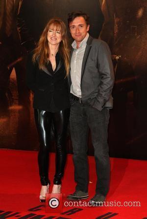 Amanda Etheridge and Richard Hammond Mission: Impossible - Ghost Protocol premiere - Arrivals London, England - 13.12.11
