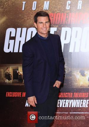 Tom Cruise Mission: Impossible Ghost protocol premiere - Arrivals London, England - 13.12.11