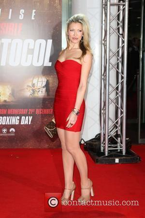 Caprice Mission: Impossible - Ghost Protocol premiere - Arrivals London, England - 13.12.11