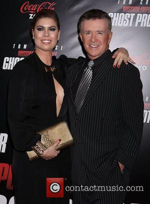 Tanya Callau, Alan Thicke New York Premiere of ''Mission: Impossible - Ghost Protocol'' at the Ziegfeld Theatre - Arrivals New...