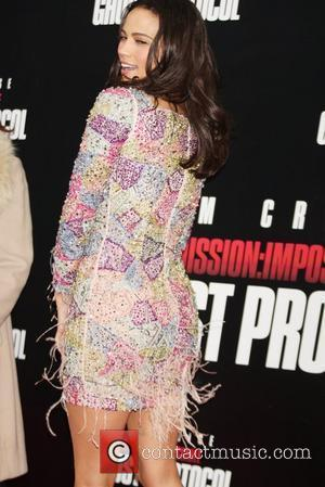 Paula Patton  New York Premiere of ''Mission: Impossible - Ghost Protocol'' at the Ziegfeld Theatre - Arrivals New York...