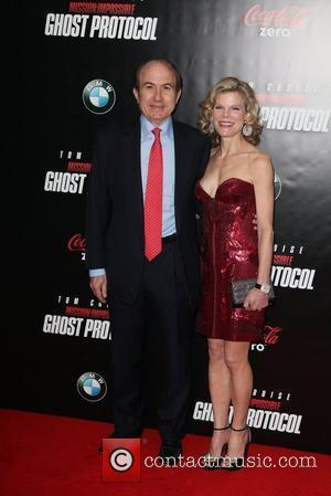Philippe Dauman, Debbie Dauman, Chairman and CEO, VIACOM NY  New York Premiere of ''Mission: Impossible - Ghost Protocol'' at...