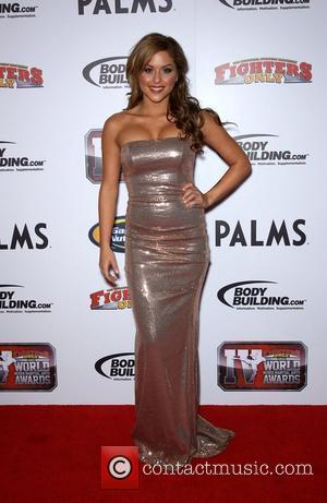Brittney Palmer 4th Annual Fighters Only World Mixed Martial Arts Awards 2011 at The Palms Casino Hotel  Las Vegas,...