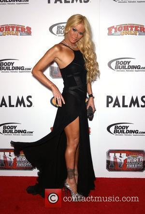 Jenna Jameson 4th Annual Fighters Only World Mixed Martial Arts Awards 2011 at The Palms Casino Hotel  Las Vegas,...
