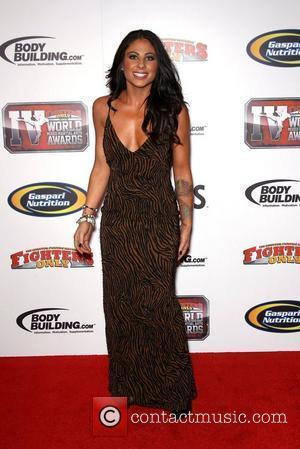 Mikalah Gordon 4th Annual Fighters Only World Mixed Martial Arts Awards 2011 at The Palms Casino Hotel  Las Vegas,...