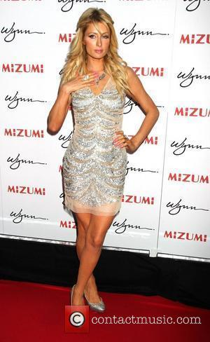 Paris Hilton Mizumi grand opening hosted by Steve Wynn at the Wynn - Arrivals  Las Vegas, Nevada - 07.06.12