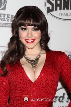Claire Sinclair   2013 Fighters Only World Mixed Martial Arts Awards held at the Hard Rock Hotel and Casino...