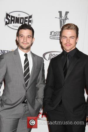 Mark Ballas and Derek Hough