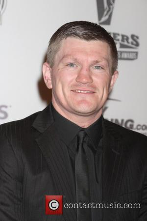 Ricky Hatton Signs Up For Let's Dance For Comic Relief