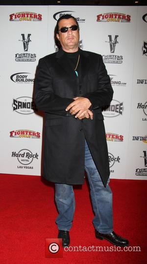 Steven Seagal   2013 Fighters Only World Mixed Martial Arts Awards held at the Hard Rock Hotel and Casino...