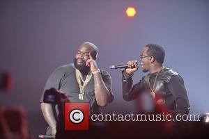 Sean, P. Diddy Combs and Rick Ross