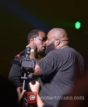 Sean Combs and Rick Ross