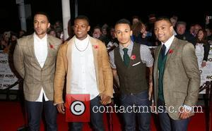 Marvin Humes, Oritse William, Aston Merrygold, Jonathan, Gill and Mobo