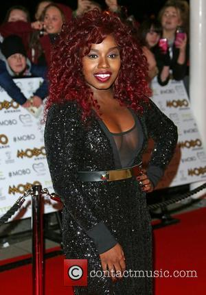 Misha B The MOBO awards 2012 held at the Echo Arena - Arrivals Liverpool, England - 03.11.12