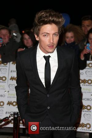 Tyler James The MOBO awards 2012 held at the Echo Arena - Arrivals Liverpool, England - 03.11.12