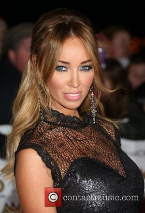 Lauren Pope and Mobo