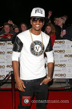Trey Songz and Mobo