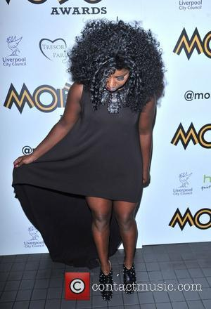 Misha B The 2012 MOBO Awards nominations announcement held at Floridita - Arrivals. London, England - 17.09.12