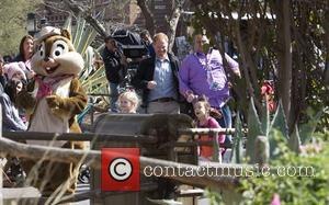 Jesse Tyler Ferguson, Eric Stonestreet and Disneyland