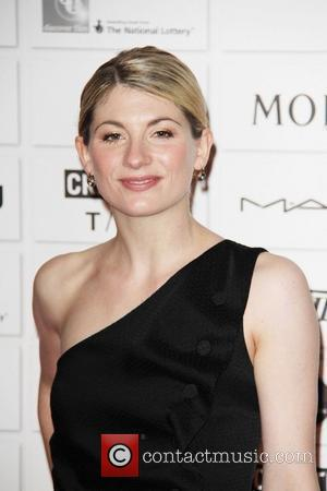 Jodie Whittaker and Old Billingsgate