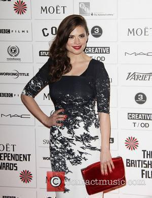 Hayley Atwell and Old Billingsgate