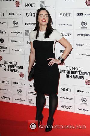 Michelle Ryan,  The 2011 Moet British Independent Film Awards at Old Billingsgate Market. London, England - 04.12.11