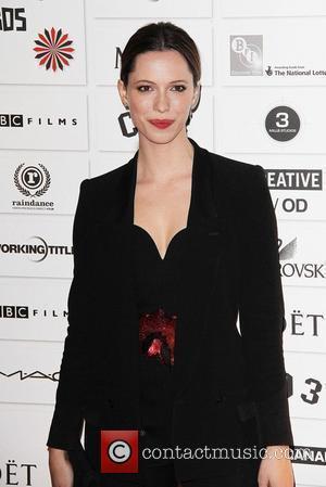 Rebecca Hall,  The 2011 Moet British Independent Film Awards at Old Billingsgate Market. London, England - 04.12.11