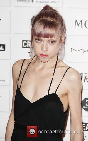 Antonia Campbell Hughes,  The 2011 Moet British Independent Film Awards at Old Billingsgate Market. London, England - 04.12.11