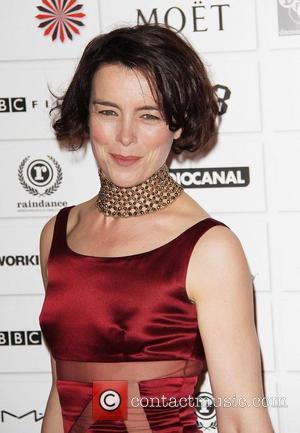 Olivia Williams,  The 2011 Moet British Independent Film Awards at Old Billingsgate Market. London, England - 04.12.11