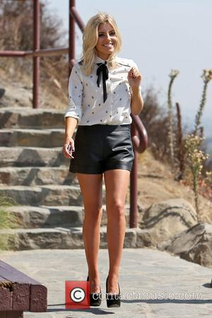 Mollie King, The Saturdays and Hollywood Hills