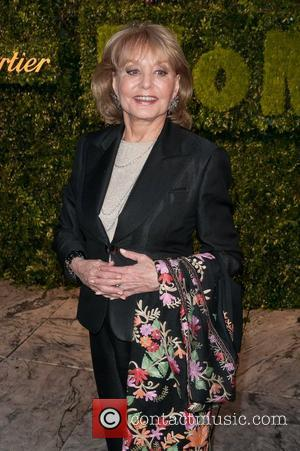 Barbara Walters  The Museum of Modern Art's Party in the Garden 2012  New York City, USA - 22.05.2012