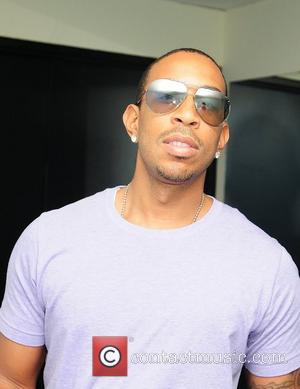 Ludacris backstage during Monica concert at James L. Knight Center Miami, Florida - 13.05.12