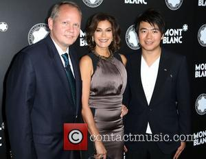 Jan-patrick, Schmitz, Teri Hatcher and Lang Lang