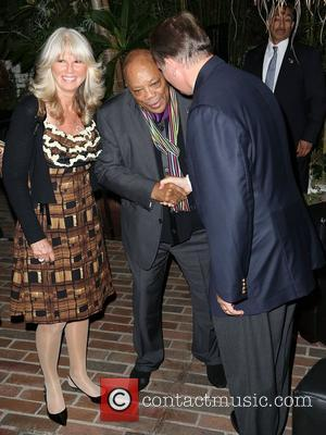 Quincy Jones and  Jan-Patrick Schmitz              2012...