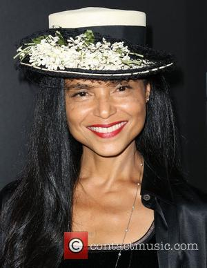 Victoria Rowell 2012 Montblanc De La Culture Arts Gala held at Chateau Marmont - Arrivals Los Angeles, California - 02.10.12