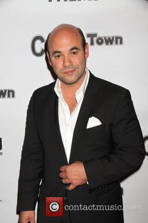 Ian Gomez Cougar Town viewing party at Moon Nightclub at The Palms Casino Resort  Las Vegas, Nevada - 21.01.12