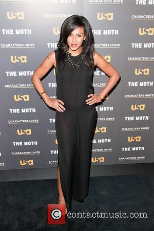 Marsha Thomason  USA Network and the Moth Present A More Perfect Union - Arrivals Los Angeles, California - 15.02.12