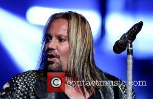 Vince Neil and Hard Rock Hotel And Casino
