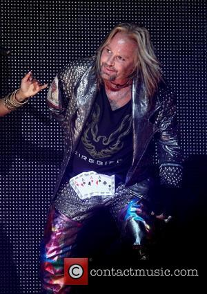 Vince Neil Motley Crue In Sin City at The Joint inside the Hard Rock Hotel and Casino Las Vegas, Nevada...